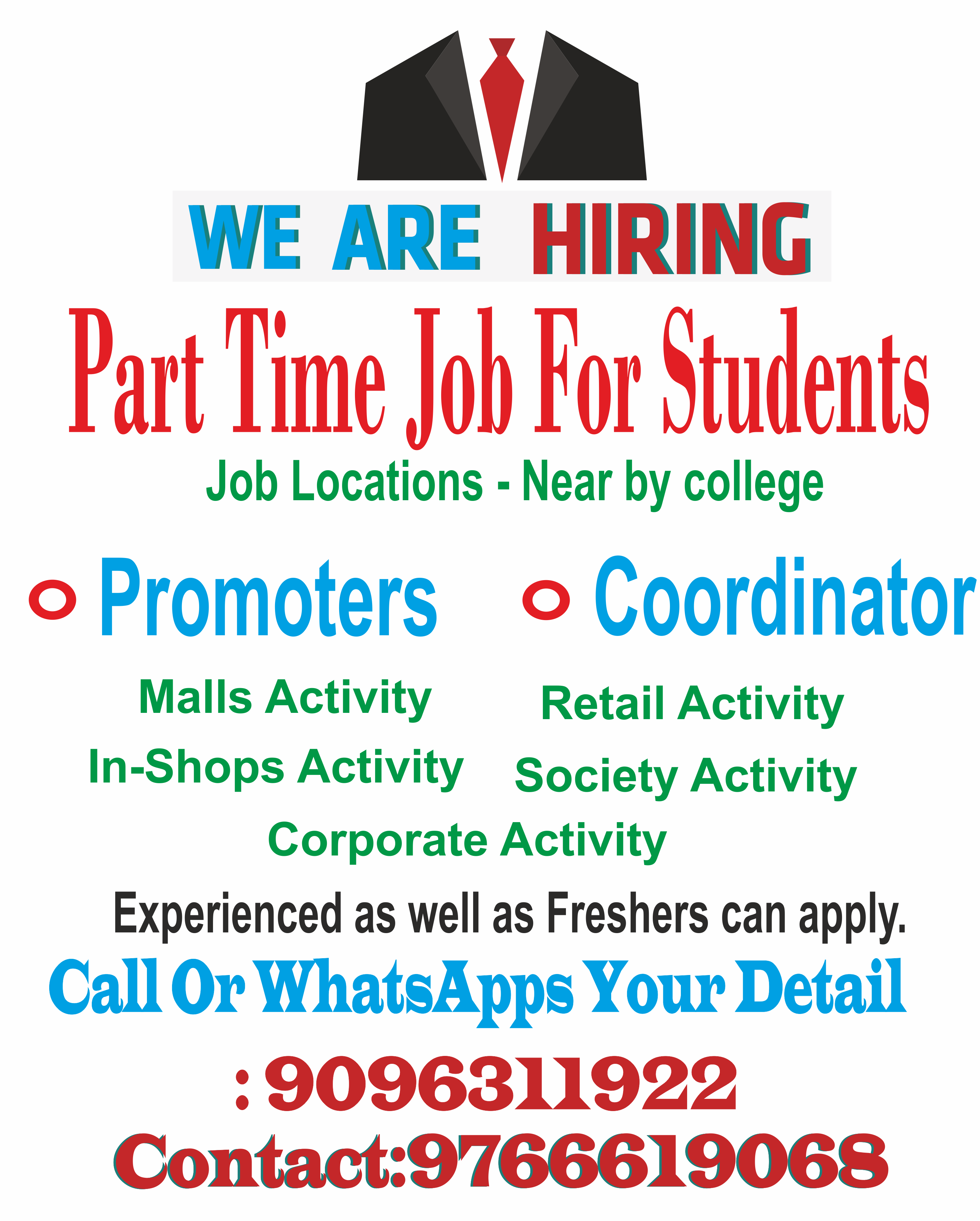 Coordinator Job in Pune