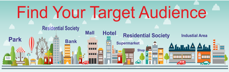 find target audience in pune